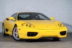 2003 Ferrari 360 2dr Coupe Modena