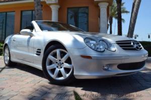 2003 Mercedes-Benz SL-Class SL500 2dr Roadster 5.0L