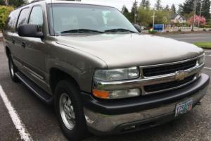 2002 Chevrolet Suburban LS