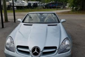 2007 Mercedes-Benz SLK-Class