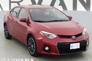 2014 Toyota Corolla Corolla S Plus
