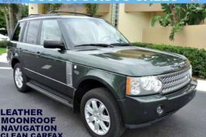 2006 Land Rover Range Rover HSE,