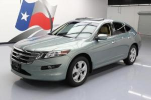 2010 Honda Accord Crosstour EXL SUNROOF HTD LEATHER