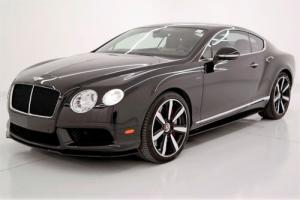 2014 Bentley Continental GT GT V8S Coupe