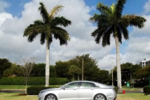 2013 Lincoln MKZ/Zephyr Base V6 4dr Sedan Sedan 4-Door Automatic 6-Speed