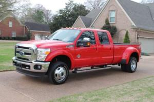 2016 Ford F-350 4WD Crew Cab Lariat Powerstroke Diesel Photo
