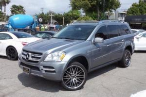 2012 Mercedes-Benz GL-Class GL450 Photo