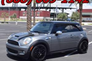 2009 Mini Cooper S 2dr Hatchback Hatchback 2-Door Automatic 6-Speed