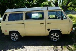 1983 Volkswagen Bus/Vanagon