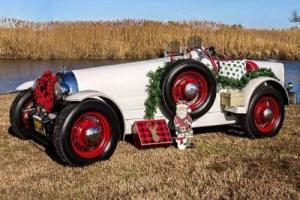1927 Bugatti Roadster Bobtail