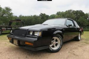 1985 Buick GRAND NATIONAL TURBO GRAND NATIONAL T-TYPE Photo