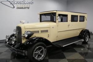 1929 Cadillac Fleetwood Imperial Sedan Photo
