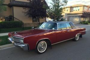 Chrysler: Imperial CROWN IMPERIAL Photo
