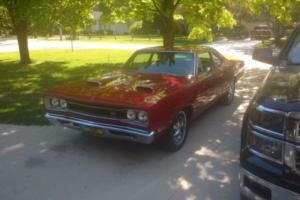 1969 Dodge Coronet SuperBee Photo