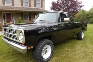 1979 Dodge Power Wagon Photo