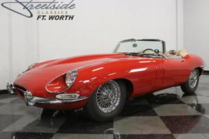 1967 Jaguar E-Type XKE Roadster