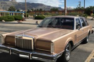 1983 Lincoln Mark Series Photo