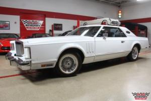1979 Lincoln Mark Series Coupe Photo
