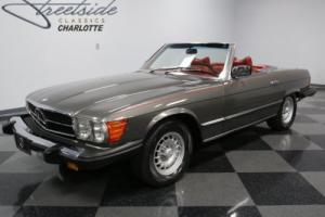 1979 Mercedes-Benz 450SL Photo
