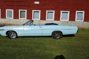 1967 Mercury Monterey Photo