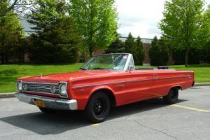 1966 Plymouth Belvedere II Convertible Photo