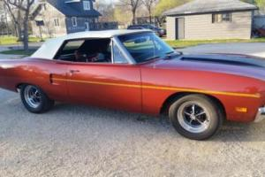 Plymouth: Road Runner Convertible