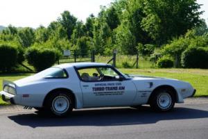 1980 Pontiac Trans Am PACE CAR LOW MILES Photo