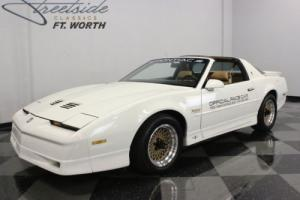 1989 Pontiac Firebird Trans Am Pace Car Photo