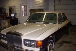 1982 Rolls-Royce Silver Spirit/Spur/Dawn Photo