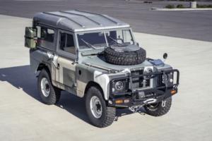 1963 Land Rover Defender 88