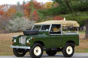 1974 Land Rover Series 3 Series 3