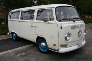 1971 Volkswagen Bus/Vanagon Baywindow Bus