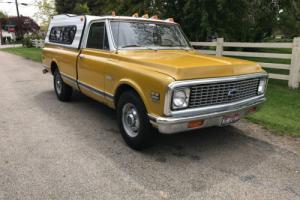 1972 Chevrolet Other Pickups c10 c20 c30