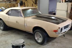 1967 Chevrolet Camaro base