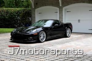 2009 Chevrolet Corvette ZR1 w/3ZR