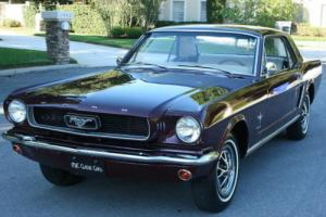 1964 Ford Mustang COUPE - RESTORED