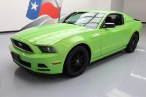 2014 Ford Mustang AUTO SPOILER GOTTA HAVE IT GREEN