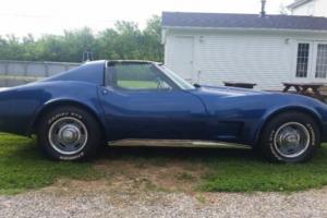 1968 Chevrolet Corvette Base Coupe