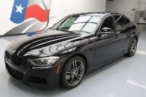 2014 BMW 3-Series 335I M-SPORT SUNROOF NAV HUD HTD SEATS