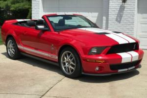 2007 Ford Mustang Mustang
