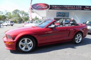 2008 Ford Mustang GT Premium Californi
