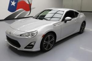 2013 Scion FR-S 6-SPEED CRUISE CTRL ALLOY WHEELS