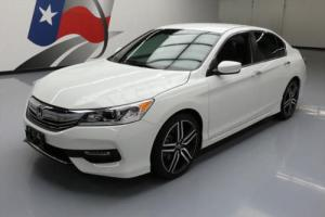 2017 Honda Accord SPORT SPECIAL EDITION HTD LEATHER