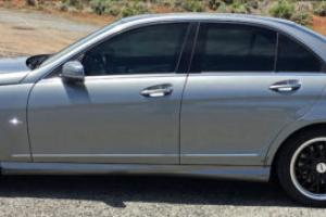 2012 Mercedes-Benz C-Class Photo