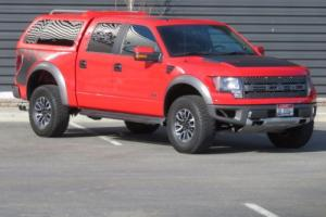 2012 Ford F-150 Crew