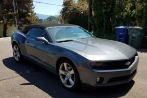 2011 Chevrolet Camaro RS