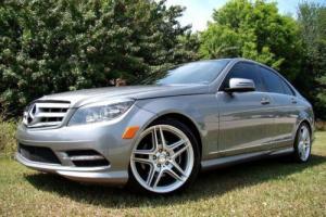2011 Mercedes-Benz C-Class C300 Luxury