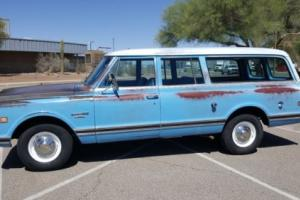 1969 Chevrolet Suburban C20