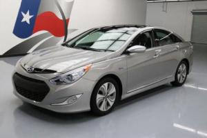 2014 Hyundai Sonata LTD HYBRID LEATHER PANO NAV