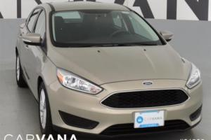 2015 Ford Focus Focus SE Sedan 4D